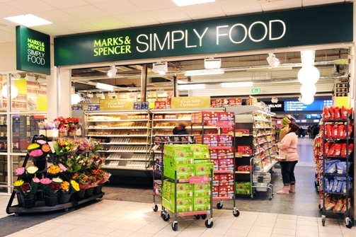 Marks And Spencer New Year Food