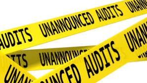unannounced audit