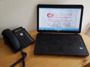 Remote Food Safety Support Desk