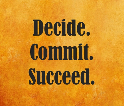 Food Safety Culture Decide commit succeed logo
